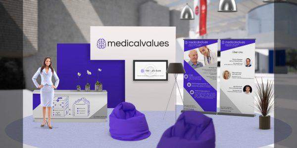 210414_Messestand_medicalvalues